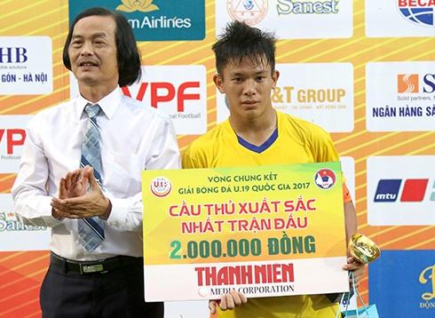 Dan mang che anh Doan Van Hau khong con la em ut o U23 Viet Nam hinh anh 7