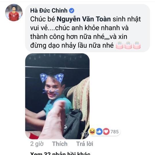'Man' nhu Duc Huy: Chuyen khoan 124.000 dong mung sinh nhat Van Toan hinh anh 6