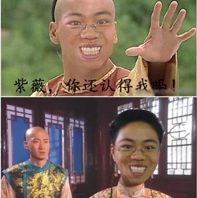 Nhung anh chang Trung Quoc bi che meme anh 7