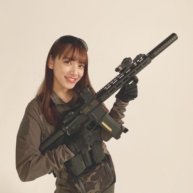 Hot girl nguc khung Nhat Ban anh 8