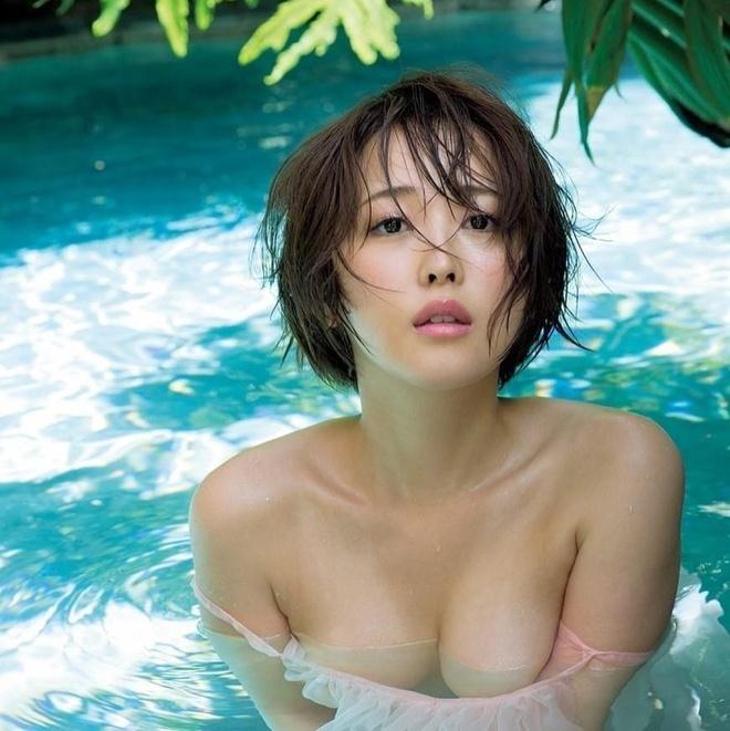 Hot girl nguc khung Nhat Ban anh 11