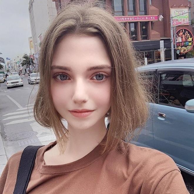 Hot girl Ukraine lam nguoi mau Han Quoc anh 9