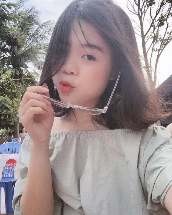 Nu sinh chuyen Van truong Phan Boi Chau la thu khoa khoi C toan quoc hinh anh 2