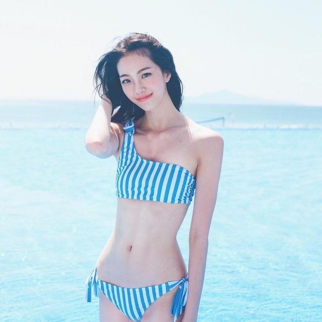 Bon hot girl Hong Kong: Nguoi lam nghe boc vac, ke di thi hoa hau hinh anh 2