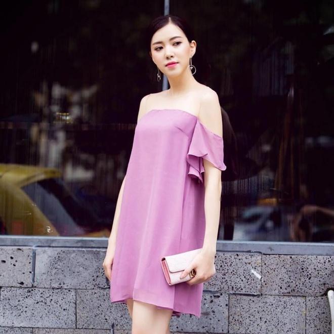 Luong Thuy Linh va nhung hot girl deu la cuu hoc sinh Chuyen Cao Bang hinh anh 5