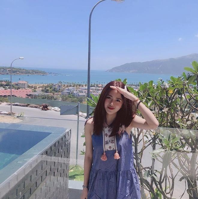 Luong Thuy Linh va nhung hot girl deu la cuu hoc sinh Chuyen Cao Bang hinh anh 11
