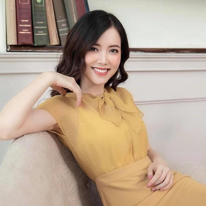 Luong Thuy Linh va nhung hot girl deu la cuu hoc sinh Chuyen Cao Bang hinh anh 8