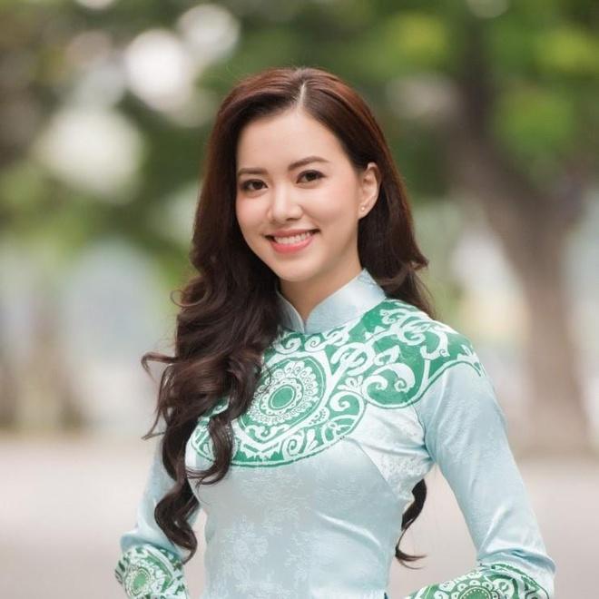 Luong Thuy Linh va nhung hot girl deu la cuu hoc sinh Chuyen Cao Bang hinh anh 7