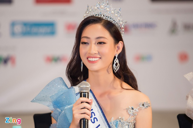 Luong Thuy Linh va nhung hot girl deu la cuu hoc sinh Chuyen Cao Bang hinh anh 2