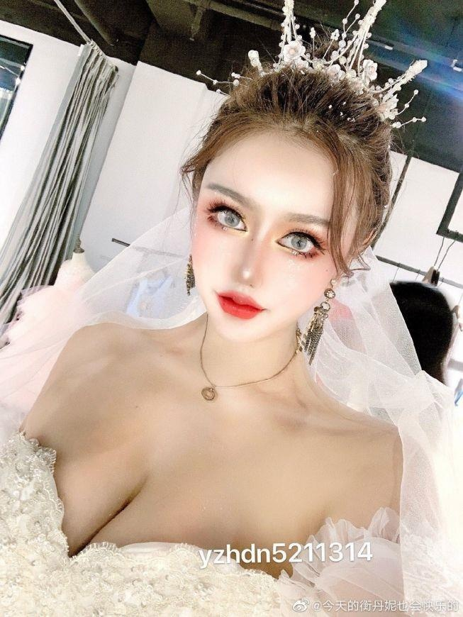 hot girl Trung Quoc lo anh that anh 2