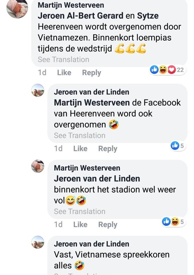 Dan mang Ha Lan: 'Fanpage Heerenveen sap duoc tiep quan boi fan Viet?' hinh anh 2