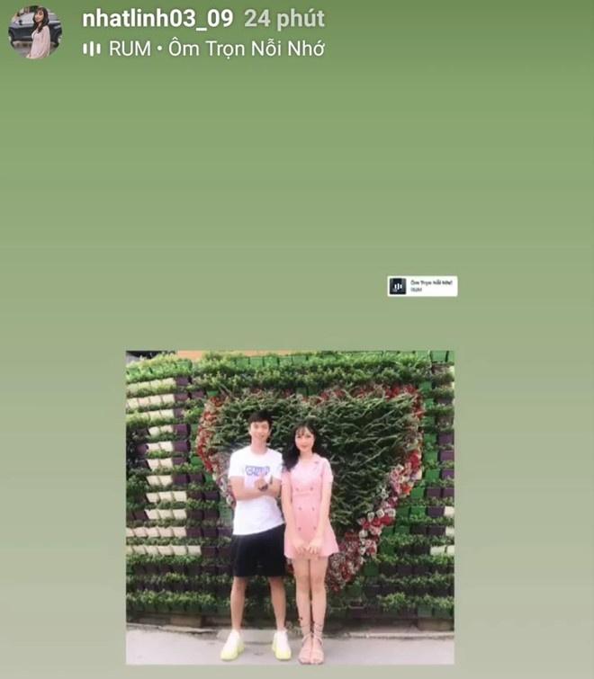 Nhat Linh - tu hot girl giao vien den ban gai tin don Phan Van Duc hinh anh 5