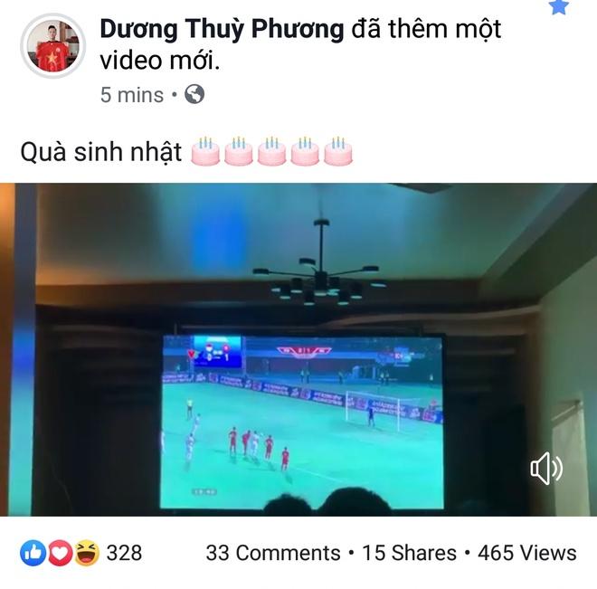 Vo Que Ngoc Hai coi ban thang cua chong la qua sinh nhat hinh anh 2