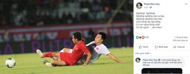 Duc Huy tai ngo cau thu Indonesia tung khien anh thua o giai U19 hinh anh 1