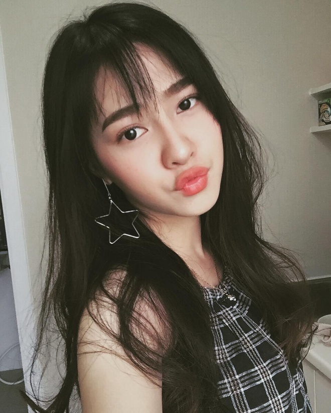 Hot girl the he moi cua Thai Lan tro thanh nguoi mau noi y hinh anh 9