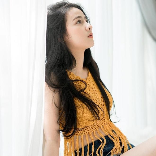 Hot girl the he moi cua Thai Lan tro thanh nguoi mau noi y hinh anh 3