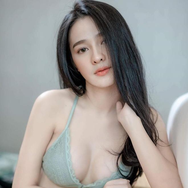 Hot girl the he moi cua Thai Lan tro thanh nguoi mau noi y hinh anh 6