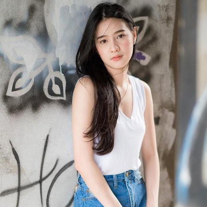 Hot girl the he moi cua Thai Lan tro thanh nguoi mau noi y hinh anh 4