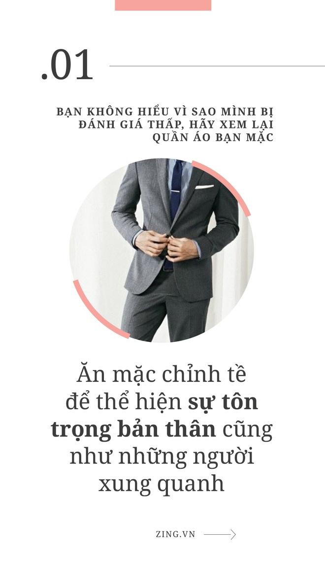 Ban khong hieu sao minh bi danh gia thap, hay xem lai quan ao ban mac hinh anh 2