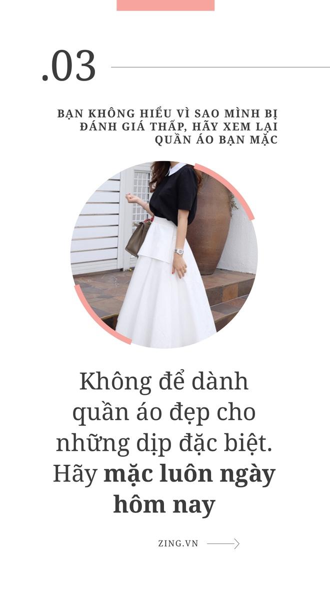 Ban khong hieu sao minh bi danh gia thap, hay xem lai quan ao ban mac hinh anh 4