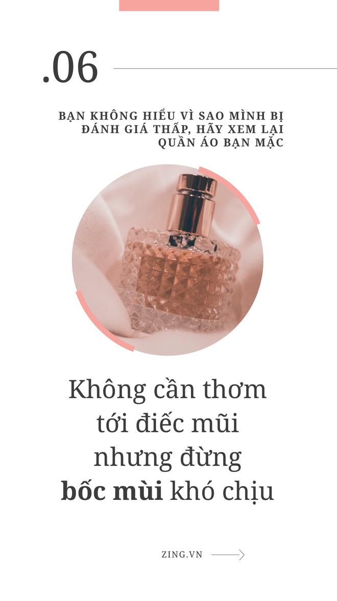 Ban khong hieu sao minh bi danh gia thap, hay xem lai quan ao ban mac hinh anh 7