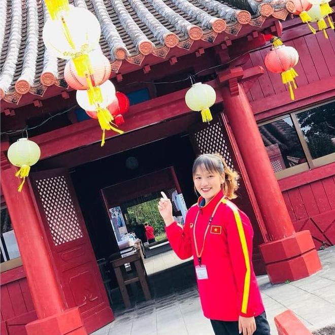 Nhan sac cau thu sinh nam 2002 cua tuyen U19 nu Viet Nam hinh anh 6