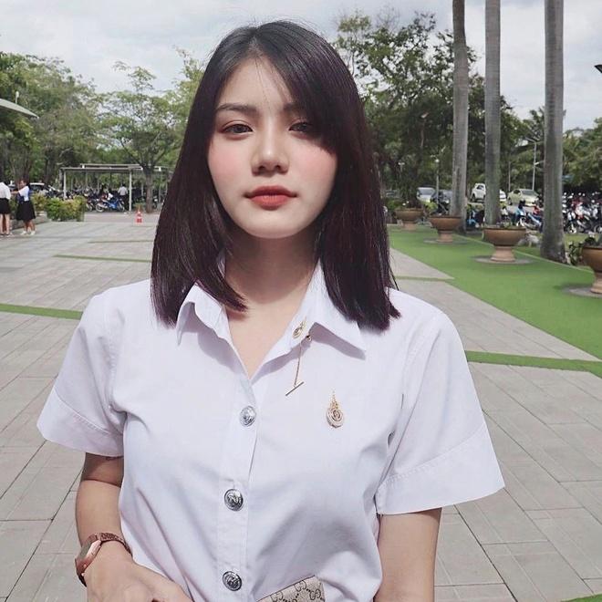 Nu co dong vien Thai Lan xinh dep anh 5