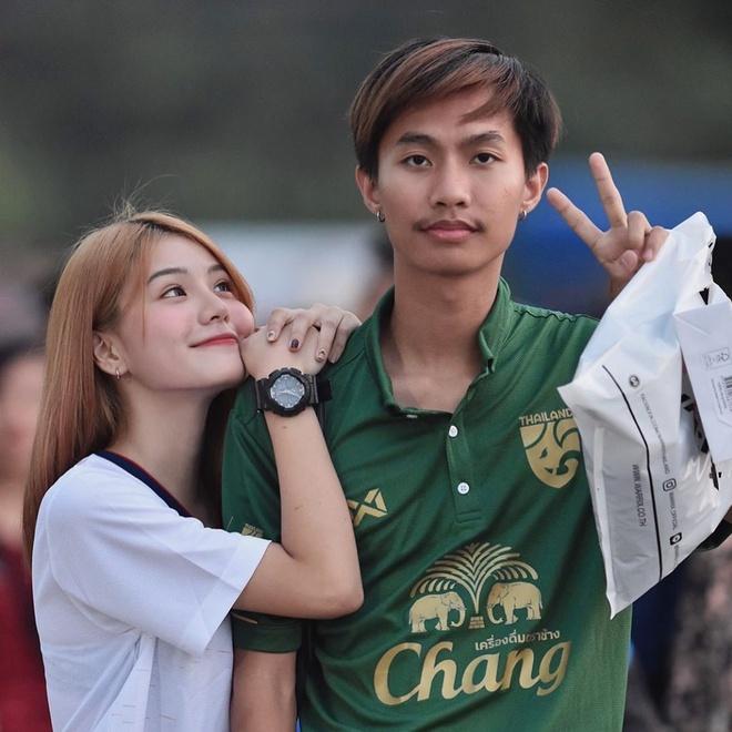 Nu co dong vien Thai Lan xinh dep anh 10
