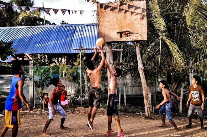 Dan Philippines me bong ro, boxing, coi bong da la 'con ghe' hinh anh 3