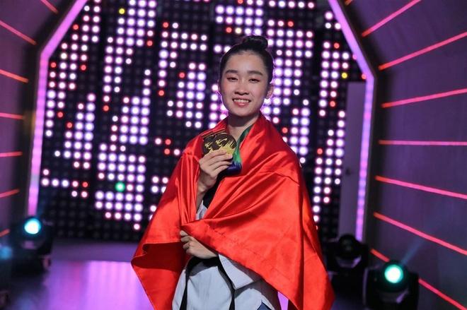 Nhan sac hai nu van dong vien gianh HCV taekwondo tai SEA Games hinh anh 5