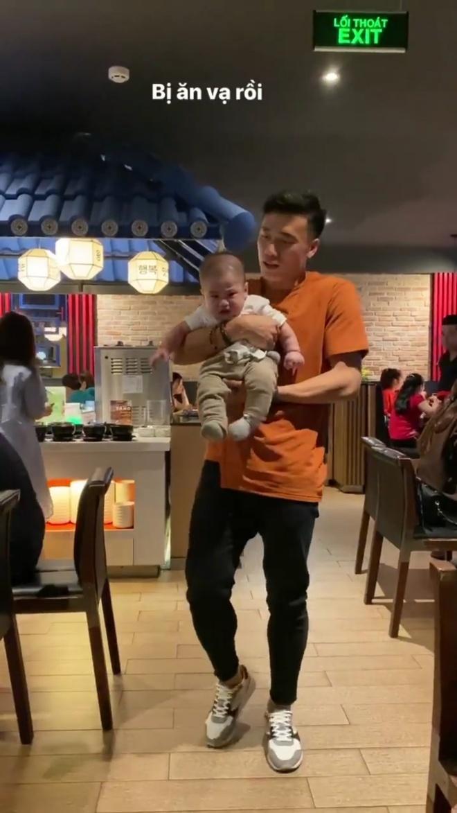 Bui Tien Dung boi roi vi bi chau trai an va trong buoi tu tap cuoi nam hinh anh 1 bd0f73962436dd688427.jpg