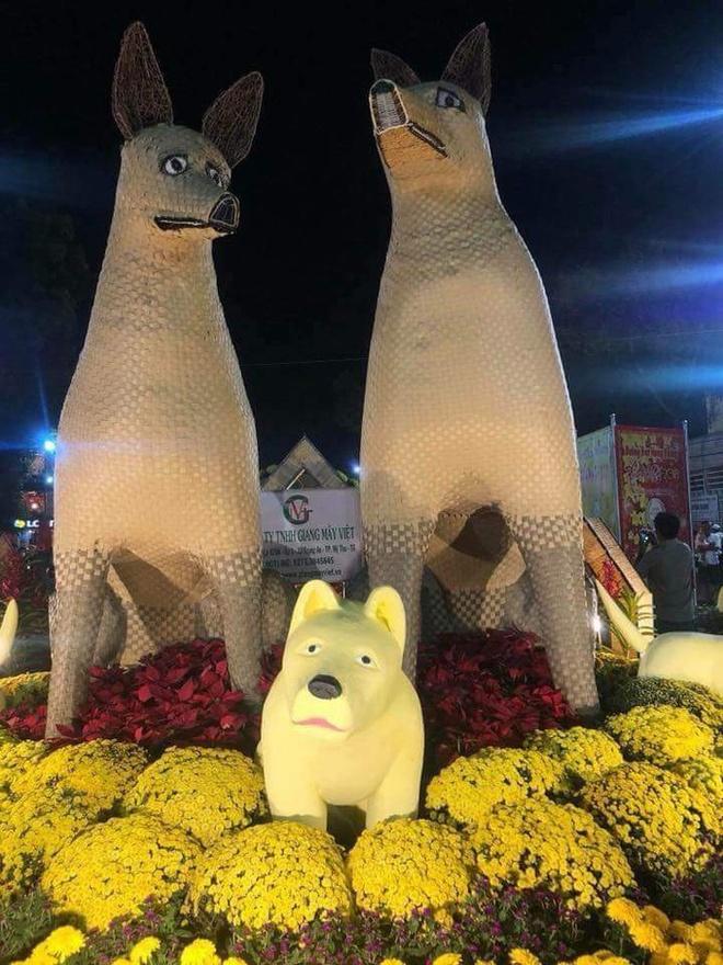 Truoc chuot vang Tien Giang, nam nao cung co linh vat tao hinh ky la hinh anh 5 2_93922.jpg