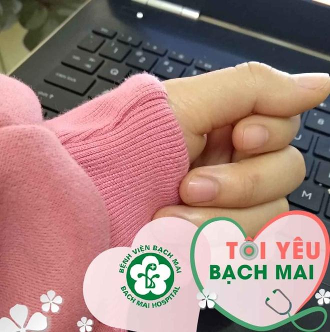 Dan mang viet thu tay, gui qua ung ho y bac si tai benh vien Bach Mai hinh anh 5 34204f0db1e64ab813f7.jpg