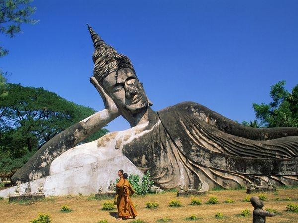 7 dia danh hut khach du lich kham pha tai Lao hinh anh