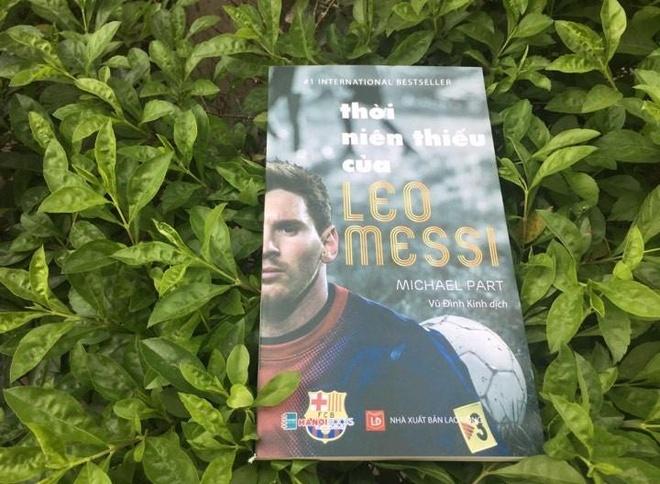 Thời niên thiếu của 'chú bọ chét' dũng cảm Leo Messi