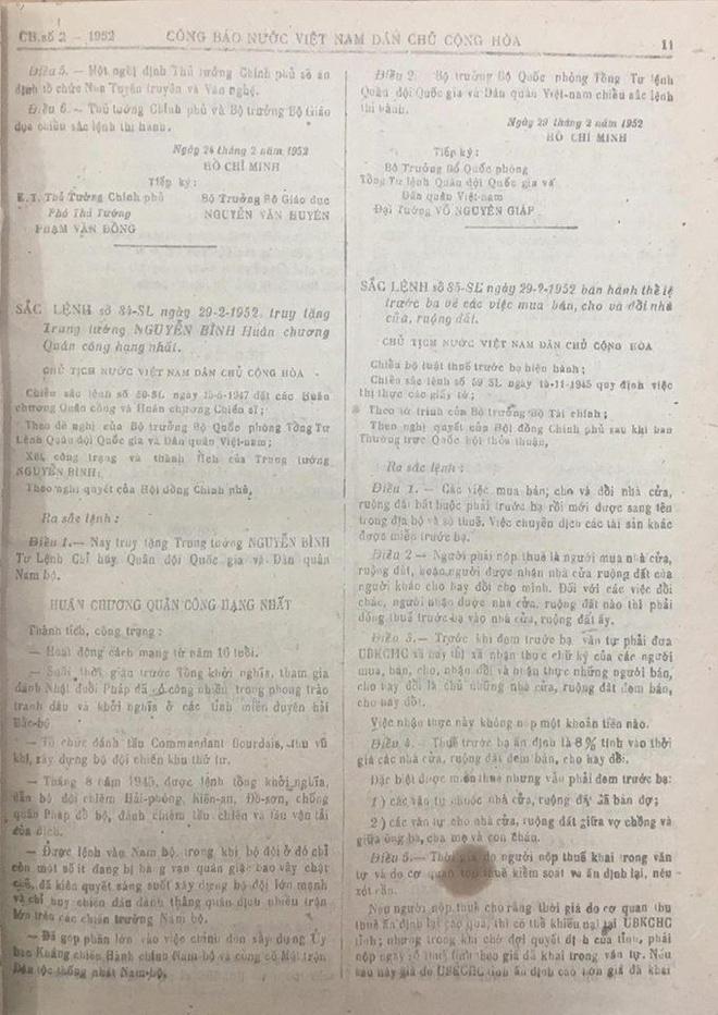 Nguyen Binh - trung tuong dau tien cua Quan doi Nhan dan Viet Nam hinh anh 3