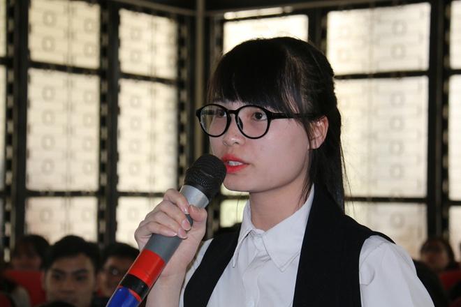 Nu sinh doi luong 2.000 USD: 'Toi khong ao tuong suc manh' hinh anh 1