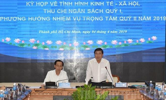 TP.HCM cho y kien Thu tuong de bau 2 pho chu tich UBND TP hinh anh 1