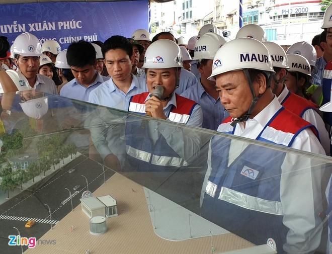 Thu tuong yeu cau van hanh metro Ben Thanh - Suoi Tien vao 2021 hinh anh 2