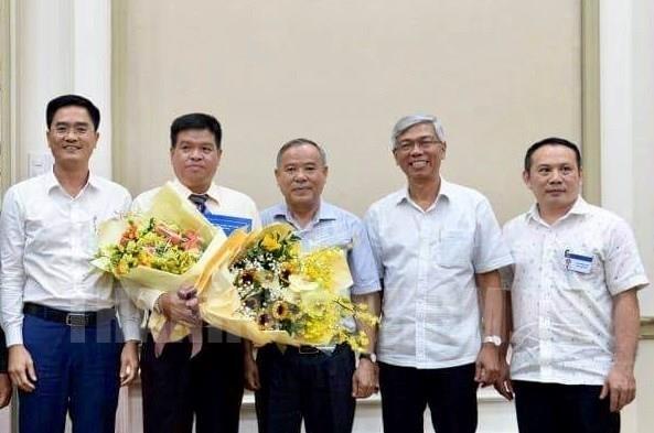 Ong Bui Hoa An lam Pho giam doc So Giao thong Van tai TP.HCM hinh anh 1