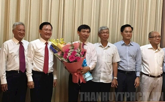 Pho giam doc So GTVT TP.HCM lam Pho tong giam doc Cong ty Samco hinh anh 1