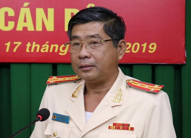 Tien Giang, Dong Thap va Vinh Long co tan giam doc cong an tinh hinh anh 2