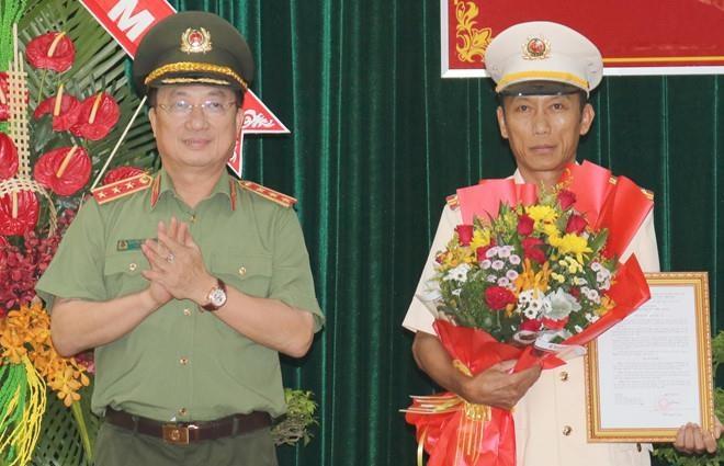Tien Giang, Dong Thap va Vinh Long co tan giam doc cong an tinh hinh anh 1