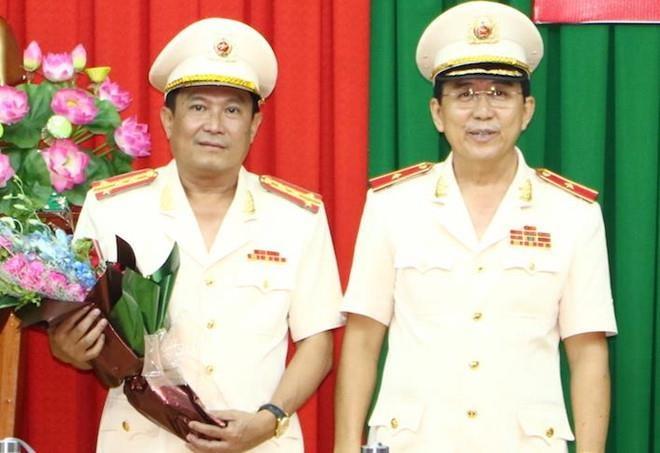Tien Giang, Dong Thap va Vinh Long co tan giam doc cong an tinh hinh anh 3