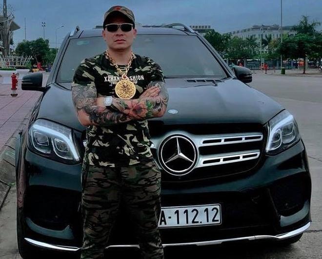 Quang Rambo anh 5