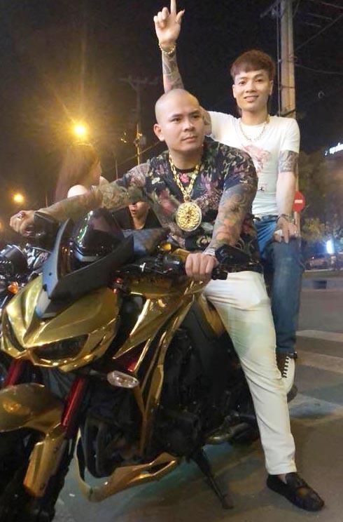Quang Rambo anh 2