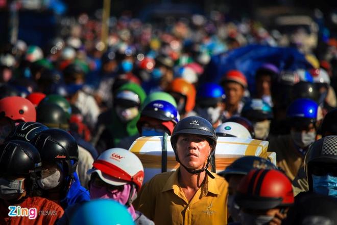 TP.HCM lên kế hoạch cấm xe máy tại khu trung tâm