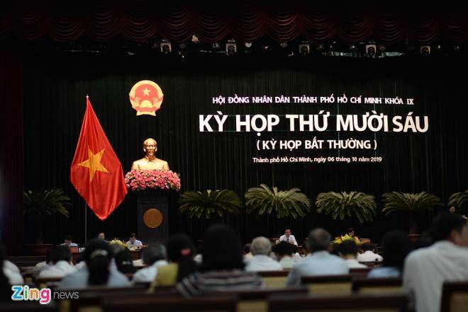 Ngoài Thủ Thiêm, kỳ họp bất thường HĐND TP.HCM xem xét nội dung gì?