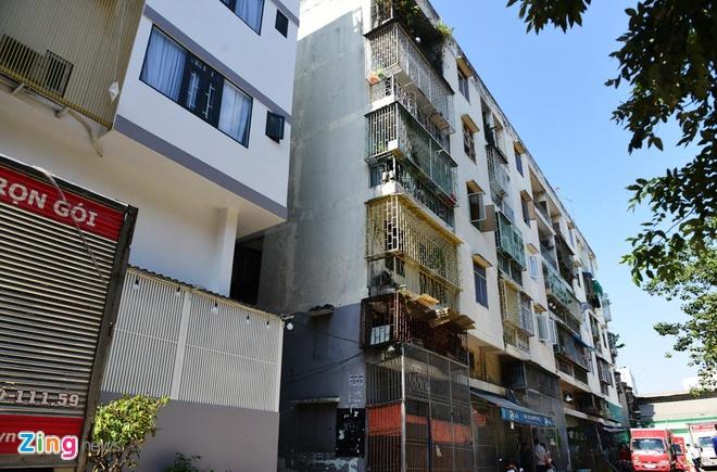 Lý do TP.HCM xây mới, di dời hàng loạt chung cư chờ sập