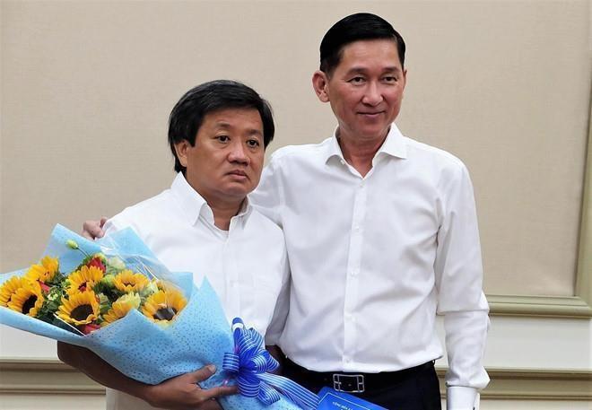 Ong Doan Ngoc Hai khong phoi hop giai quyet don xin thoi viec hinh anh 1